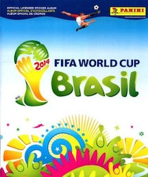 FIFA World Cup Sticker Book