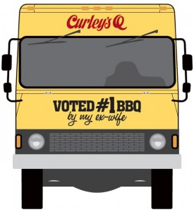 Curley's Q food truck