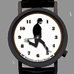 Ministry of Silly Walks Watch, Mansion at Strathmore Gift Shop