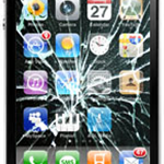 iPhone Cracked Screen