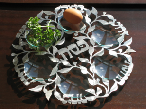 Seder Plate, Leila Fine Gifts & Jewels
