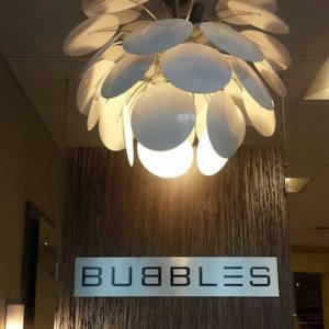 Bubbles Salon, Home Depot Square