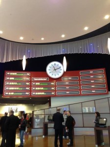 ArcLight lobby