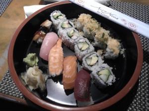 AsiaNine sushi