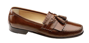 Johnston & Murphy shoe