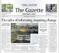 Gazette final edition