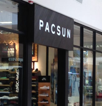 PacSun at Westfield Montgomery Mall