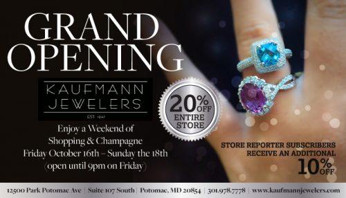 Kaufmann Jewelers ad
