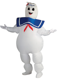 Stay Puft costume