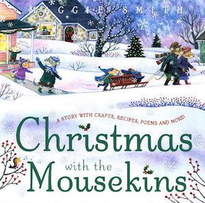 Christmas with the Mousekins 300