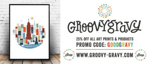 Groovy Gravy ad: www.groovy-gravy.com
