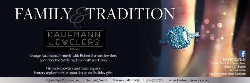 Kaufmann Jewelers ad: www.kaufmannjewelers.com