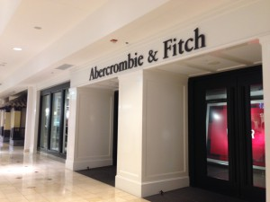 Abercrombie:Closed Hollister at Westfield Montgomery Mall