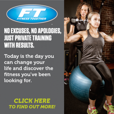 Fitness Together ad: www.fitnesstogether.com