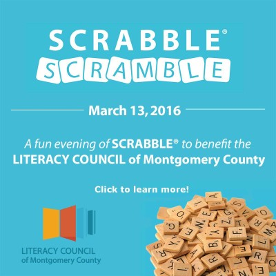 Scrabble Scramble ad