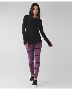 Lululemon striped pants