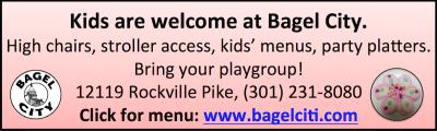 Bagel City ad: www.bagelciti.com