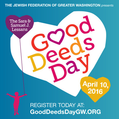 Good Deeds Day ad