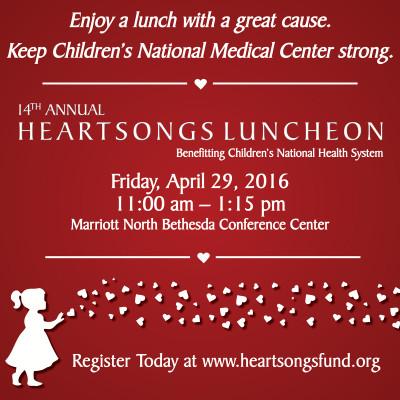 Heartsongs fundraiser ad: www.heartsongsfun.org