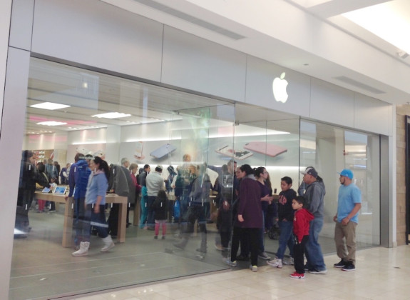 Apple Store, Westfield Montgomery Mall