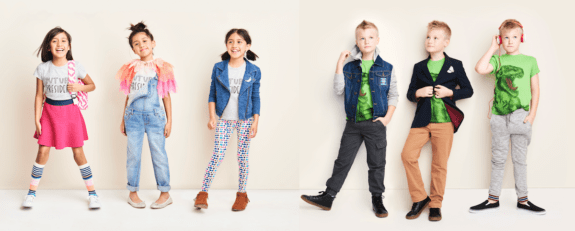 Target's Cat & Jack clothing line