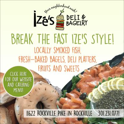 Ize's Deli & Bagelry: http://izesdeli.com