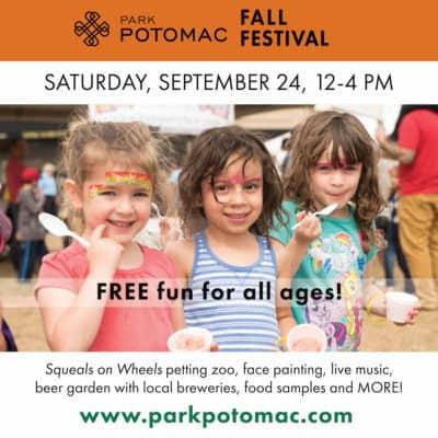 Park Potomac Fall Festival: http://www.parkpotomac.com/#/