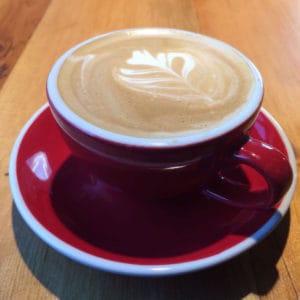 Latte from Coffee Republic
