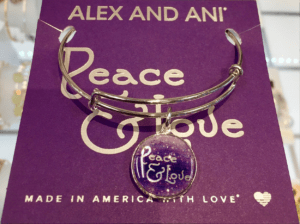 Alex and Ani bracelet at Silver Moon