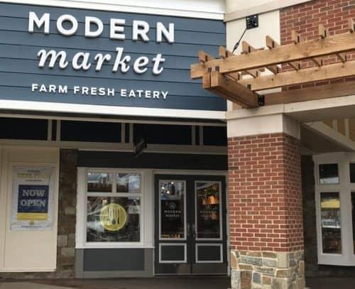 Modern Market at Congressional Plaza