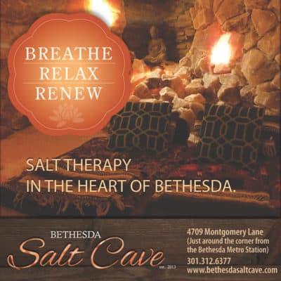 Bethesda Salt Cave: http://www.bethesdasaltcave.com