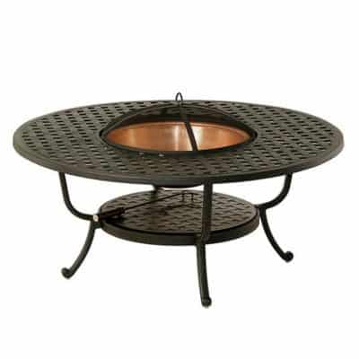 Fire pit from Offenbachers