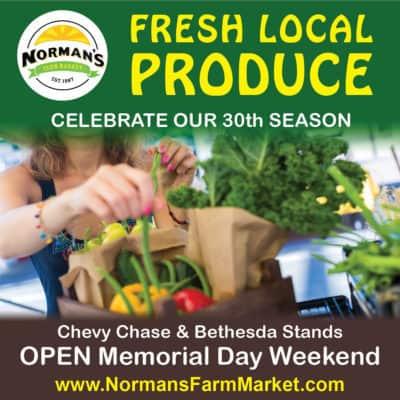 Norman's Farm Market: http://normansfarmmarket.com/roadside-stands/