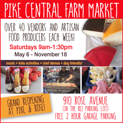 Pike Central Farm Market: http://www.centralfarmmarkets.com