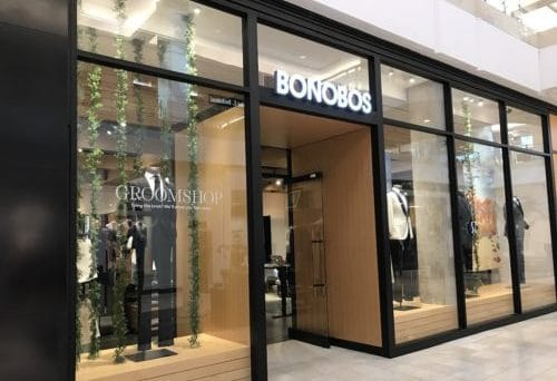 Bonobos at Westfield Montgomery Mall
