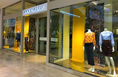 Ann Taylor at Westfield Montgomery Mall