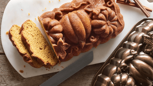Pumpkin bread from Sur La Table