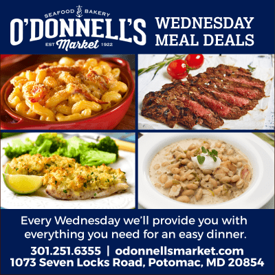 O'Donnell's Market Wednesday Meal Deals