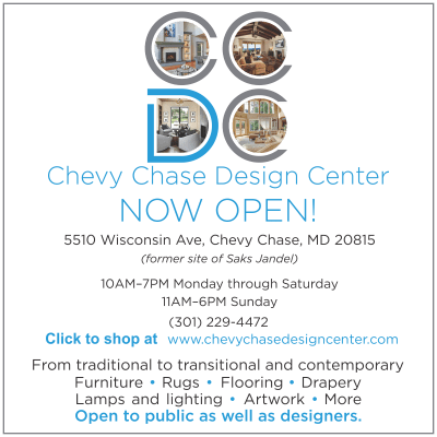 Chevy Chase Design Center: https://chevychasedesigncenter.com