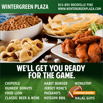 Takeout foods from Wintergreen Plaza: http://www.wintergreenplaza.com