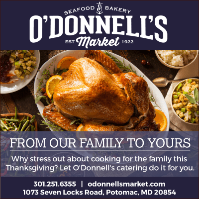 O'Donnell's Market Thanksgiving catering: https://odonnellsmarket.com