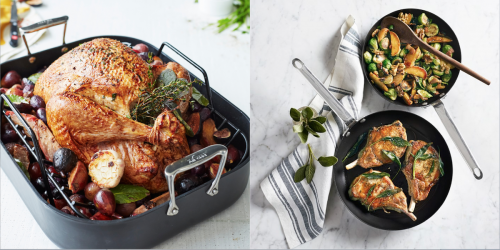 Nonstick cookware from Williams Sonoma and Sur La Table