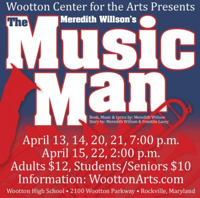 The Music Man at Wootton
