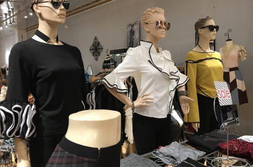 Patrizia Luca Milano mannequins