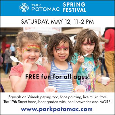 Park Potomac Spring Festival