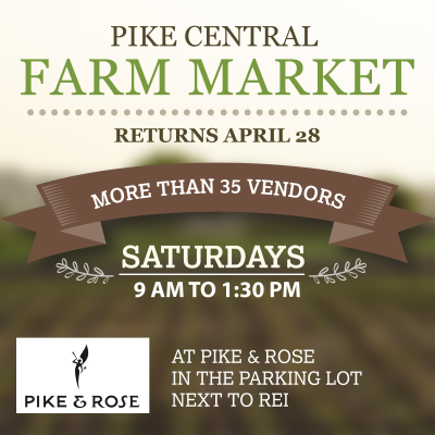 Pike Central Farm Market Grand Opening