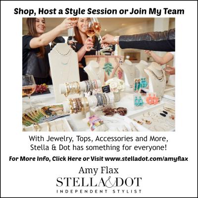 Stella & Dot Amy Flax