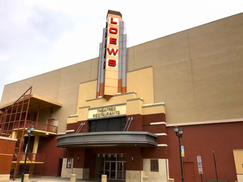 AMC Loews movie theater at Rio Washingtonian Center