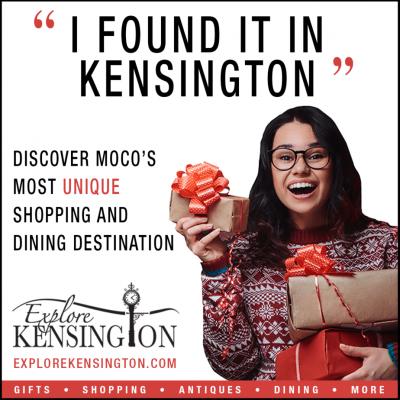 Explore Kensington