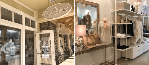Coco Blanca at the Wildwood Shops